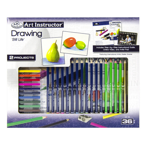 Art Instructor Drawing Set
