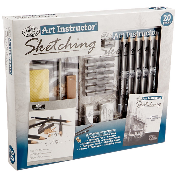 Art Instructor Sketching Set