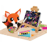 Artist Fox Mini Clay Kit