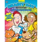 Brainy Day Activities Book