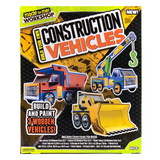 Build Your Own Construction Vehicles