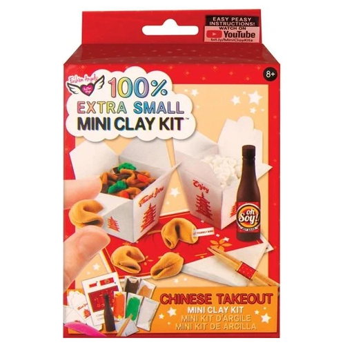 Chinease Takeout Mini Clay Kit