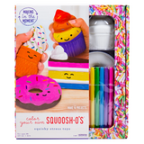 Color Your Own Squoosh-O's