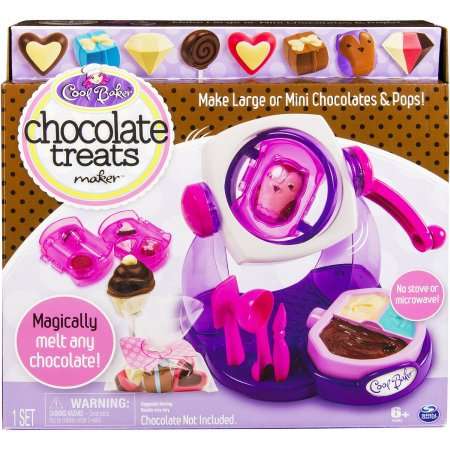 Cool Baker Chocolate Treats Maker