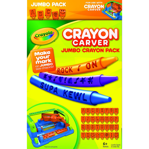 Crayon Carver Expansion Packs