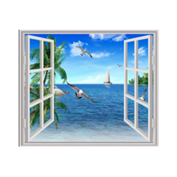 Diamond Window Ocean View