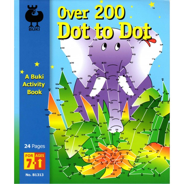 Over 200 Dot To Dot