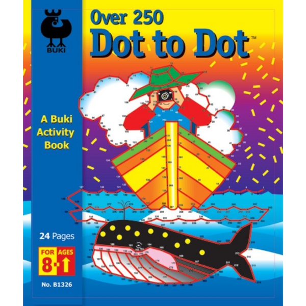Dot To Dot Over 250
