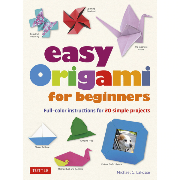Easy Origami for Beginners