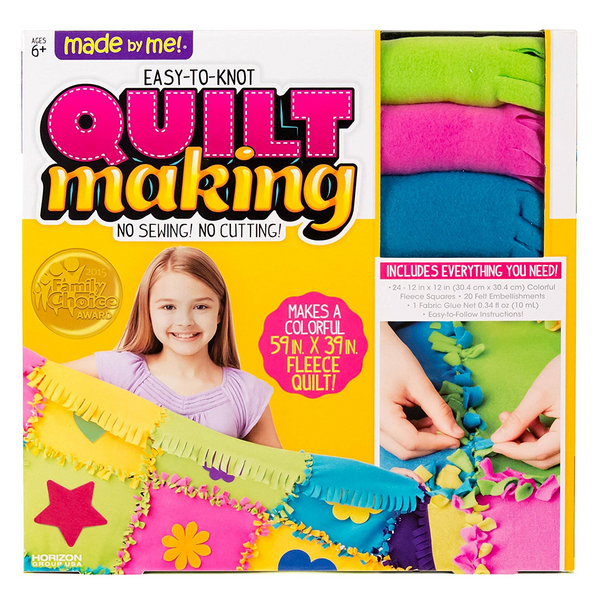 Easy To Knot Quiltmaking