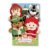 Fairy Tale Hand Puppets