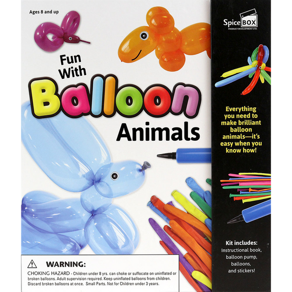 Fun With Balloon Animals
