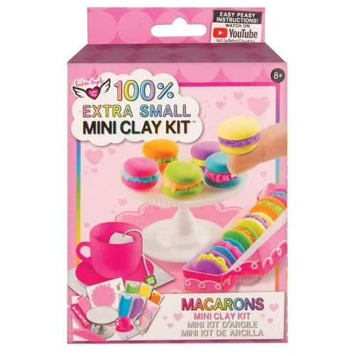 Macarons Mini Clay Kit