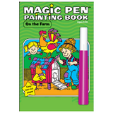Magic Pen Painting Book