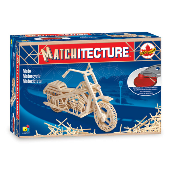 Matchitecture Motorcycle Kit