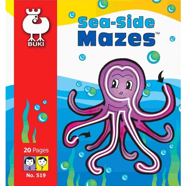 Mazes Sea Side