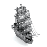Metal Earth Black Pearl Ship