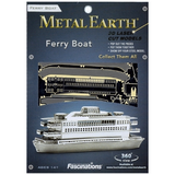 Metal Earth Commuter Ferry