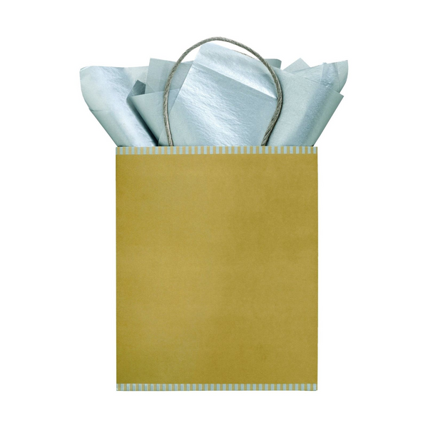 Medium Kraft Tote Gift Bag
