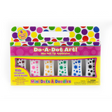 Mini Do A Dot Markers 6 Pack
