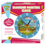 Diamond Painting Clock