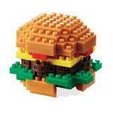 Nano Block Hamburger