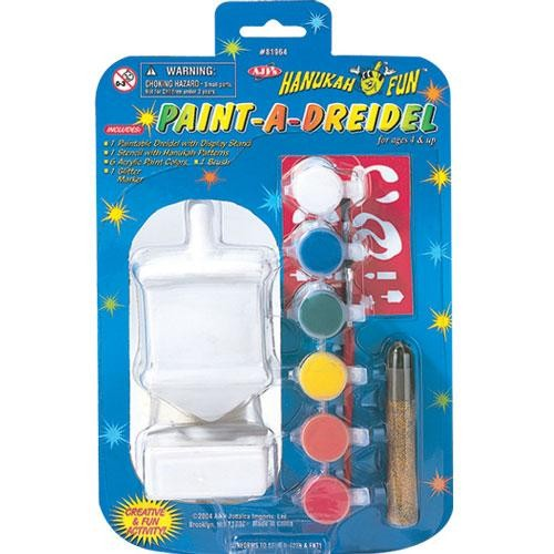 Paint A Dreidel Kit