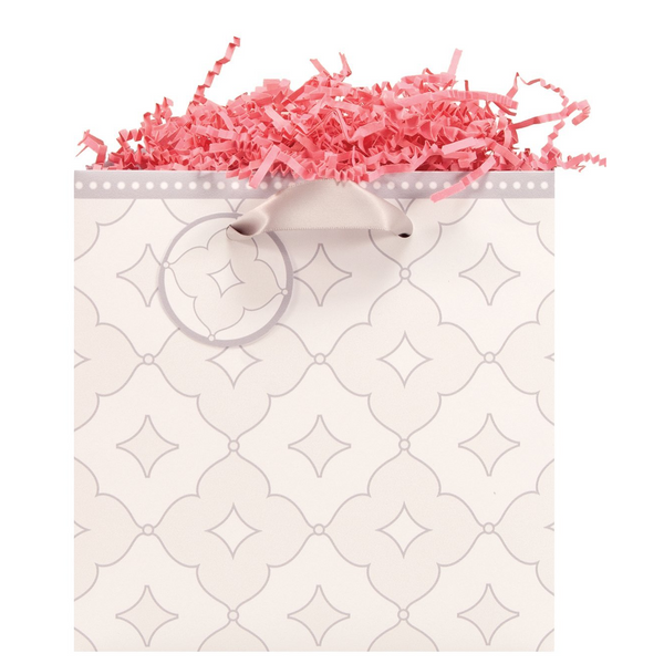 Pearl Ornaments Gift Bag