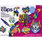 Perler Caps Color of Nature Deluxe Kit
