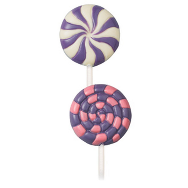 Pinwheel Lollipop Mold