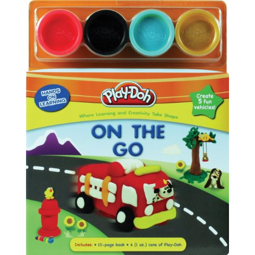Play Doh Step By Step Book