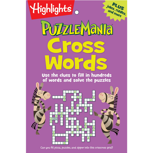 Puzzlemania Cross Words
