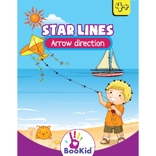 Star Lines Arrow Direction Book