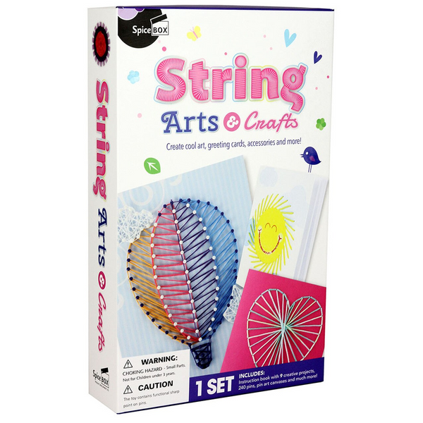 String Arts & Crafts Kit