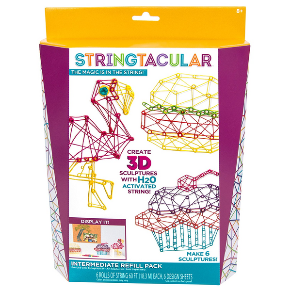 Stringtacular Refill Activity Packs
