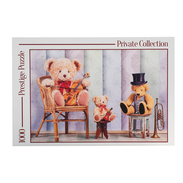 Teddy Bear Band 1000 Piece Puzzle