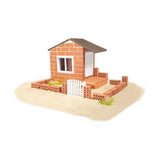 Summer Cottage Construction Set 130+ Pcs