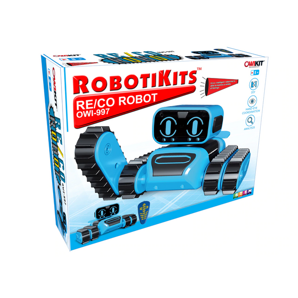 Wireless Remote-Controlled Robot