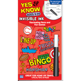 Yes & Know Invisible Ink Book