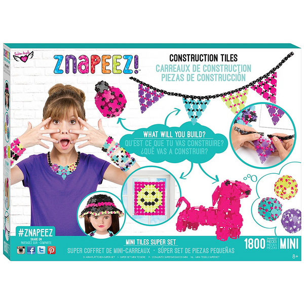Znapeez Mini Tiles Super Set
