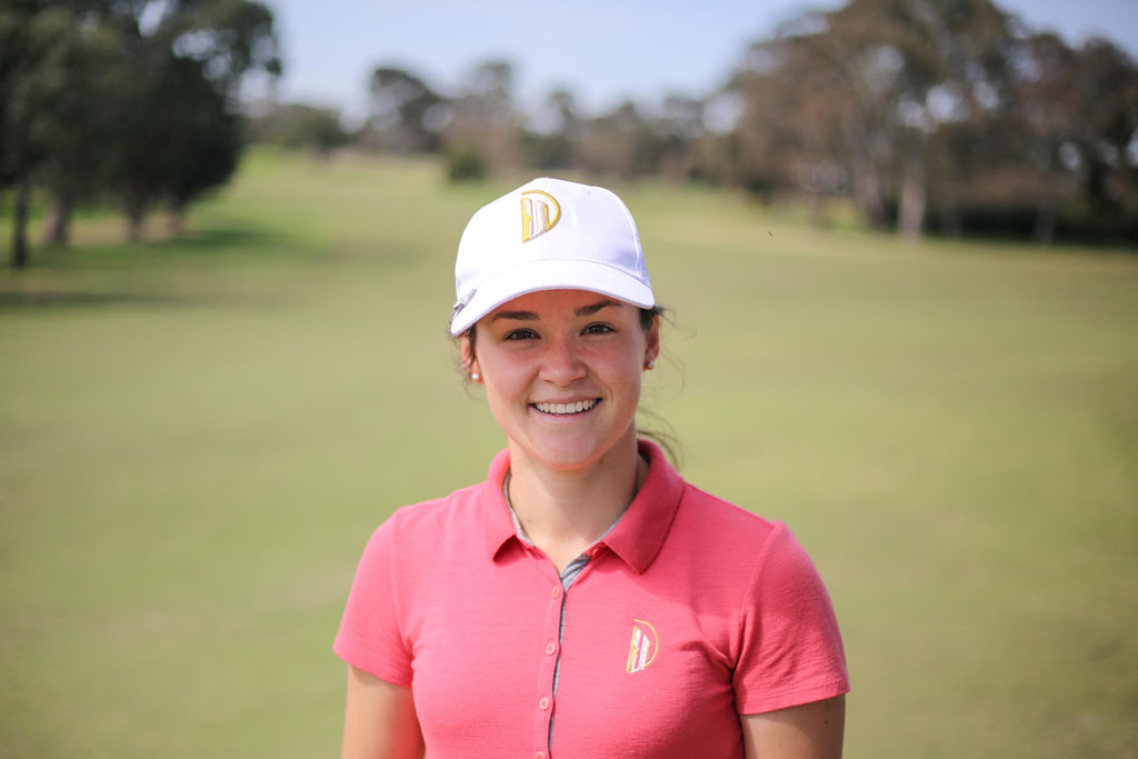 Amie Grewar talks Shin Splints, Fishing & Adam Scott