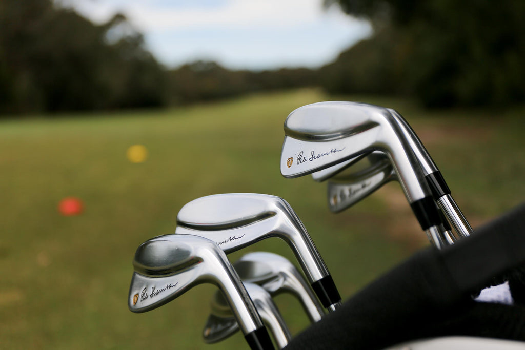 Peter Thomson Golf Irons