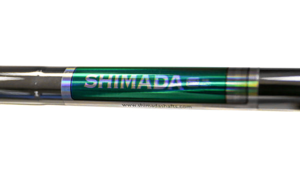 shimada steel shaft vega
