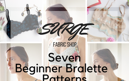 BRAugust - Review of 7 Bralette Patterns