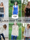 Lace Tanks for Fall Layering (A Tutorial!)