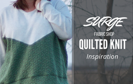 Quilted Knit Inspiration