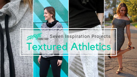 Textured Athletic Knits