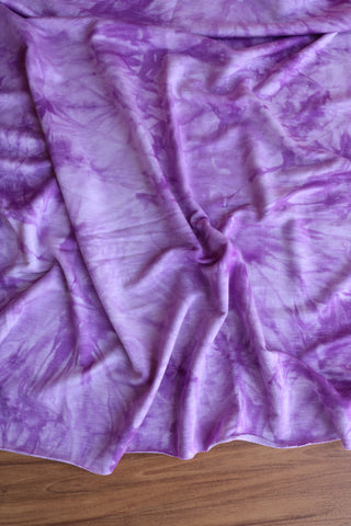 Verbena Tie Dye Baby French Terry