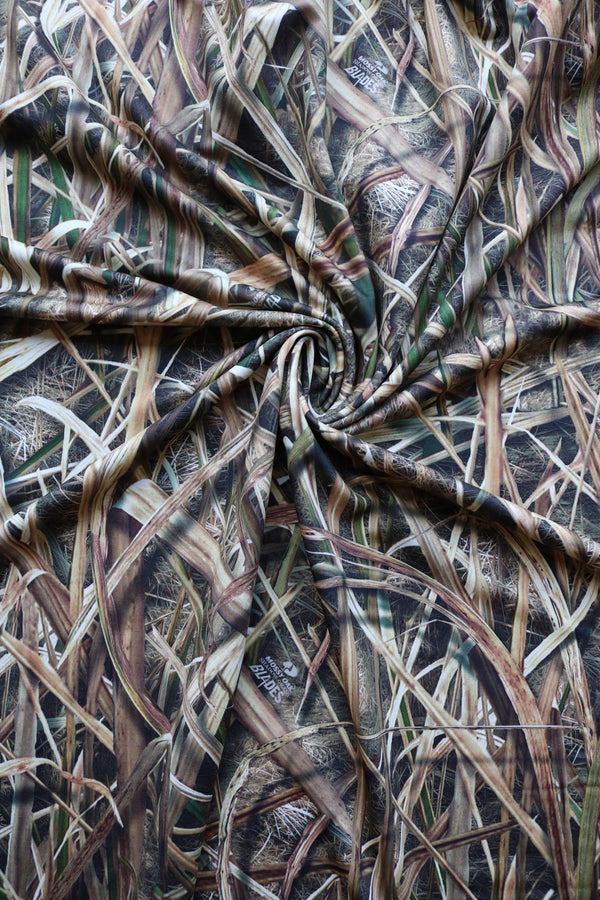 Shadowgrass Camo Athletic Fleece