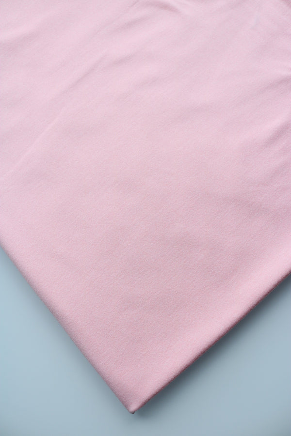 Light Pink Athletic Brushed Poly 265GSM